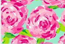 Lily Pulitzer / Because who doesn't like her colourful designs