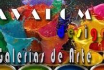 Avalom designs Galerías de arte. / Recopilación de galerías de arte online.