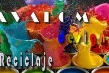 Avalom designs Reciclaje / Información sobre todo tipo de reciclaje.