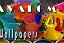 Avalom designs Wallpapers / Fotografías de interés artístico.