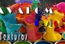 Avalom designs  Texturas / Información de todo tipo de texturas para diseño web.