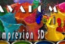 Avalom designs  Impresión 3D / Todo lo relacionado con la impresión 3D.