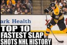 NHL TOP 10 / This board will feature top 10's of the greatest things in NHL history.