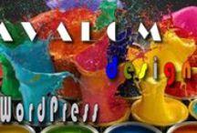 Avalom designs WordPress / Toda la información al respecto del WordPress.