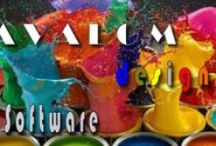 Avalom designs Software / Información sobre las páginas base de programas informáticos.