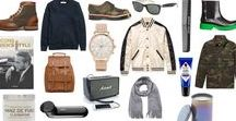 Men's Christmas Gift Guide / Last minute Christmas gift guide and ideas for men.