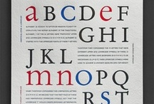 Letterpress/calligraphy/paper stuff / by Grey Blue Girl