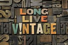 Vintage-Lot's of great old stuff! / I love all things vintage! / by Cindi Lewis