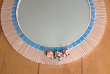 Mosaics / Lovely and inspirational works. Along with some of mine! / by Hanky Blanky by Rosi Rouge
