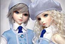 Cute Dolls in the world / Cute Dolls in the world
