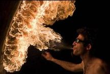 Fire Dancing photography / Fire Dancing