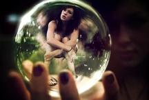 World IN BUBBLE / world in a bubble