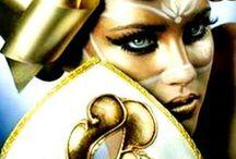 Stunning mask photography / Stunning mask