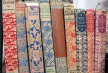 Old Books & Old Book Covers / by Cindi Lewis