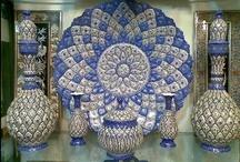 IRAN - PUG ART OF  ISFAHAN PHOTOGRAPHY / Isfahan pug art - IRAN