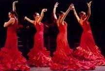 Beautiful photos of flamenco dancers / photos of flamenco dancers