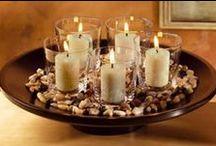 Photos of Beautiful Candles / Beautiful Candles