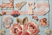 embroidery&crochet / by Milkshake Sundae