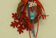Χειροποίητα Γούρια - Handmade Lucky charms