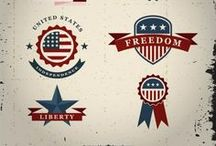 Scrapbook - USA Free Printables!! / Free USA, 4th of July related printables for use in scrapbooks / by Laurie Marshall Chapman