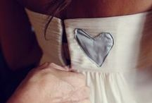 Ślub i wesele motyw serca / Najpiękniejsze inspiracje na ślub i wesele z motywem serca -> kwiaty w kształcie serce, podziękowania dla gości w kształcie serca,  i wiele innych pomysłów