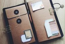 Journals + Notebooks / Gorgeous journals that inspire us to write and wax poetic.