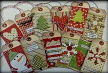 Navidad / Ideas para felicitaciones y decoraciones navideñas.