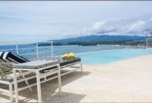 Miami White Villa / One of the finest Luxury Boracay villa for rent in the famous isaldn of Boracay in the Philippines.