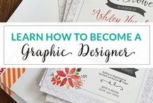 Graphic Design / We are a culture that is about how things make us feel. An image can be the make it or break it in business. We have tips for creating quality graphics.  #creativebis #graphicdesign #business