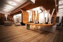 WorkSpaces. / Why not work in a modified and creative atmosphere?