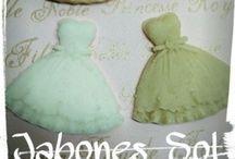 Jabones Bodas / wedding favors