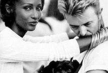 David & Iman The sweetest Love Story