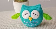 Crochet Cuties / Patterns and ideas for the cutest crochet gifts, ornaments etc.