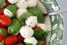 Salads and light meals / Ideas & Recipes