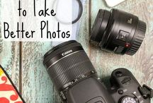 Photography tips and tricks / Tips, tricks and tutorials for iPhone & DSLR photography
