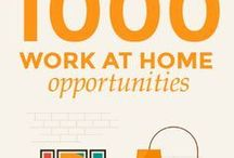 Work from home / Leads, tips and resources