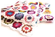 Travaux d'aiguilles - Knitting, embroidery, crochet...