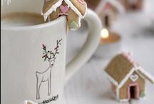 Christmas - Noël / Toute la féérie de Noël ! DIY - wraping - Christmas tree - biscuits - decoration - craft