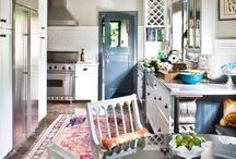 Cuisine - Kitchen / Aménagement intérieur