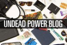 Undead Power Blog