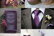 Lavender and Lace Inspirations / Wedding inspirations