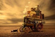 Books and tales / Libros