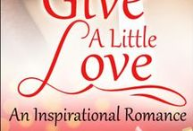 Give A Little Love / Inspiration Board for my Christmas novella.