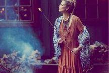 Bohemian style<3