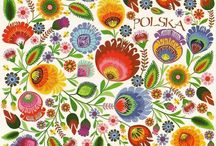 Russian / polish folk art / by Shoshaanna ME
