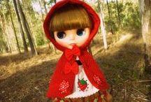 Blythe Doll / My Blythe Mona-chan