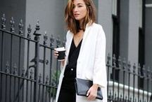 Street Style / Inspirational looks pulled from fashion-forward looks worn anywhere and everywhere.