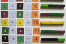 Montessori / Pour une autre méthode d'apprentissage. Apprendre en s'amusant. Epanouissement de l'enfant