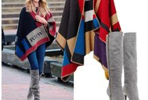 Capes, Coats, Boots and Booties / Capes, Coats, Boot and Booties