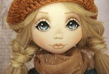 куклы / изготовление кукол